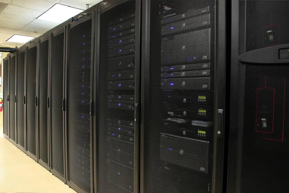 Serwer wykorzystywany do ochrony danych osobowych
